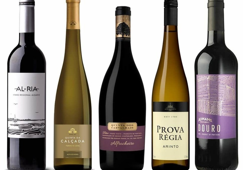 Wines of the week: 8 Portuguese wines -