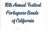 16th Annual Festival - Portuguese Bands of California - Tulare - 2019 -