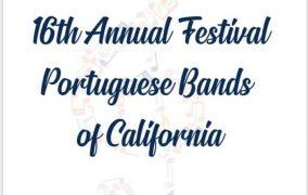 16th Annual Festival - Portuguese Bands of California - Tulare - 2019 -