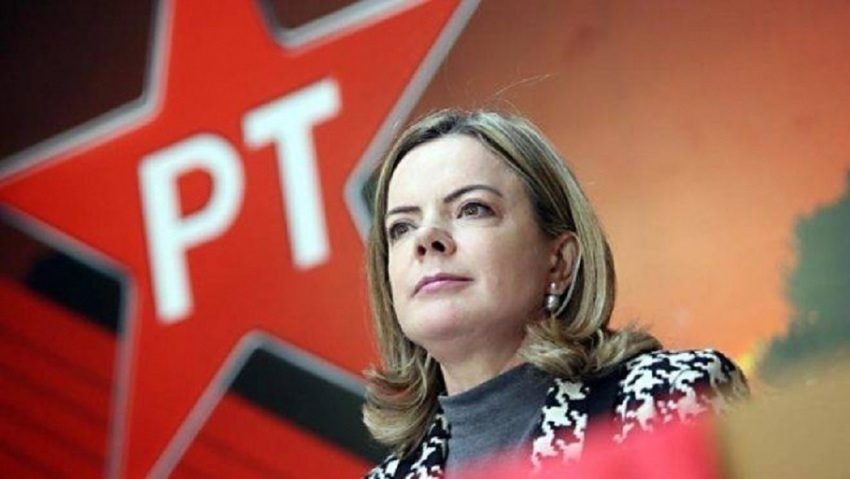 Gleisi Hoffmann Re-elected President of Brazil's Workers' Party -