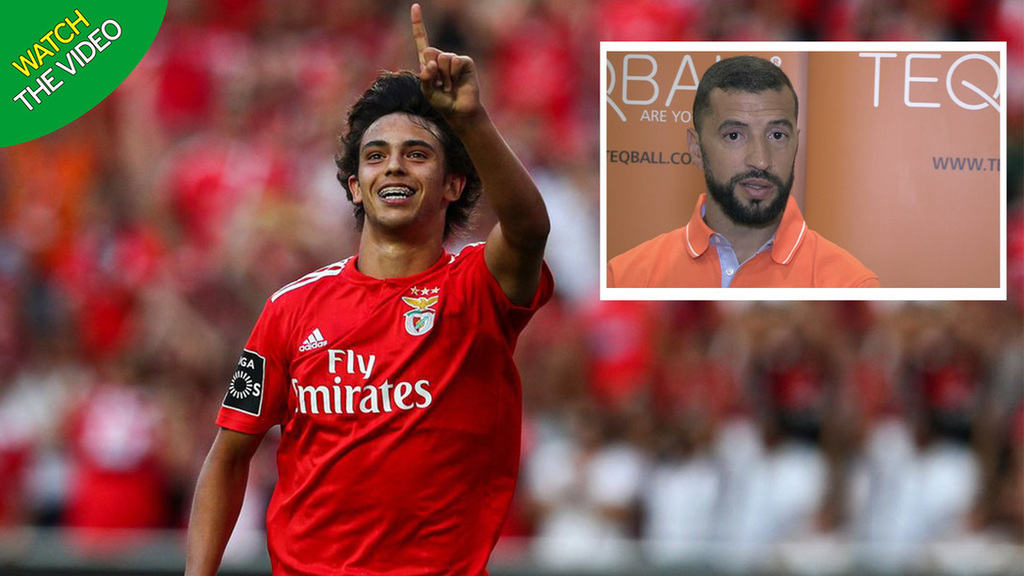 Joao Felix wins Golden Boy award 2019 - pipping Jadon Sancho in second - Mirror Online -