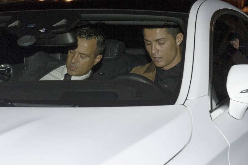 Jorge Mendes: How Ronaldo's Super-Agent Has Built a Football Empire | Bleacher Report |