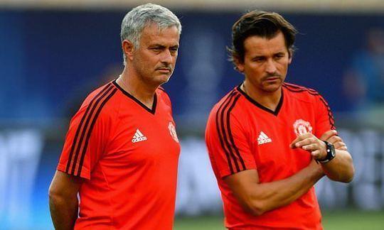Jose Mourinho will NOT recruit trusted allies Rui Faria, Silvio Louro at Tottenham | Daily -