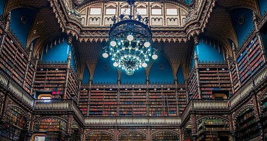 Literary Tourism: Rio de Janeiro, Brazil -