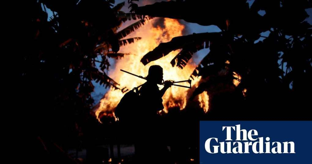 Amazon indigenous leaders killed in Brazil drive-by shooting | World news | The Guardian -