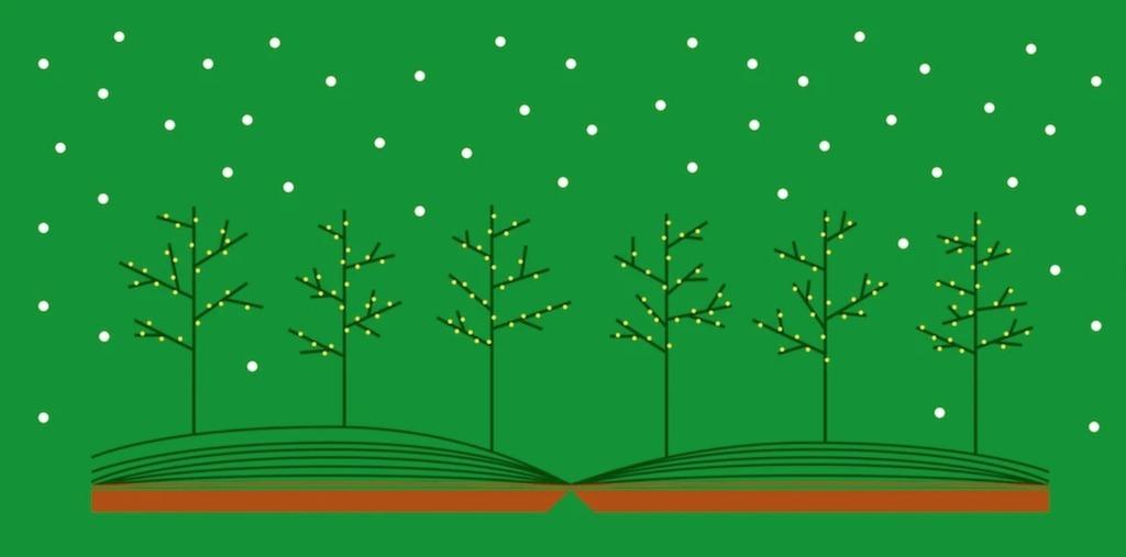 Books: Reading list by Millicent Accardi - Feliz Natal! -