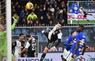 Cristiano Ronaldo scores remarkable header to seal three points for Juventus | Daily -