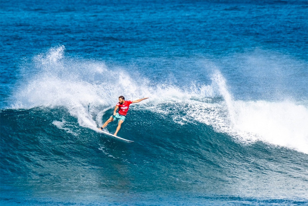 Frederico Morais wins 2019 Hawaiian Pro -