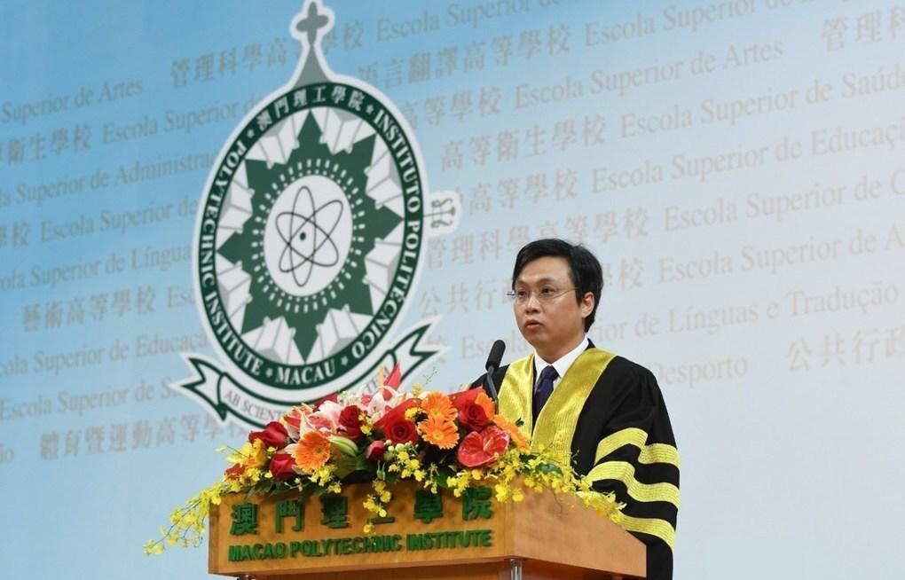 Macau Polytechnic Institute inaugurates centre for interpreter training –