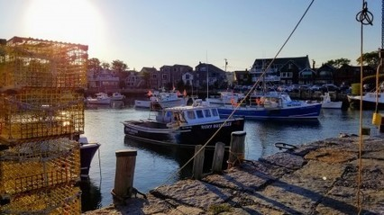 New England fishermen losing jobs due to climate - study - North Atlantic Oscillation - from the Azores to near Iceland -