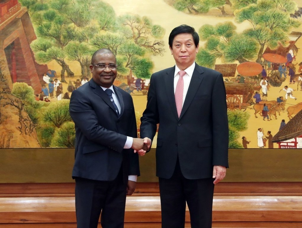 São Tomé and Príncipe wants to increase cooperation with the People's Republic of China –