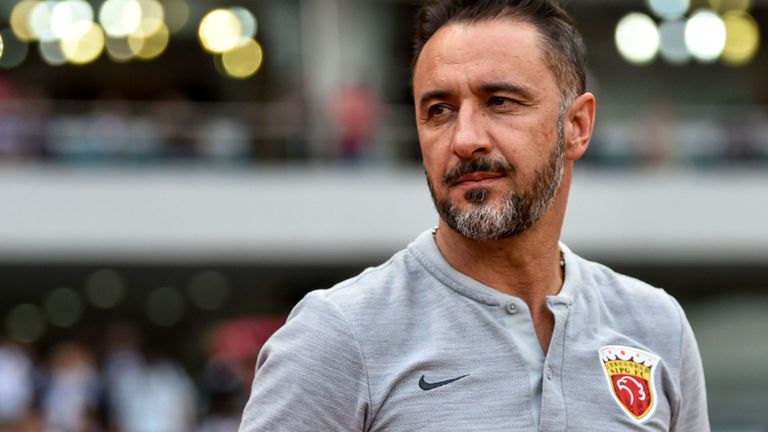 Vitor Pereira: Everton set to begin talks over vacant manager's job | Football News -