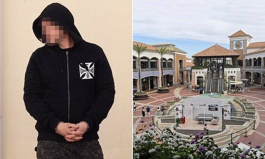 British woman leaves SOS note in supermarket in Algarve to escape rapist | Daily -