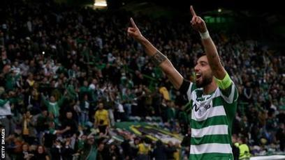 Bruno Fernandes: Manchester United agree deal with Sporting Lisbon -