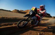 Carlos Sainz wins Dakar seventh stage, extends lead -