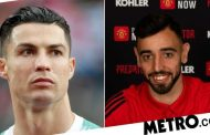 Cristiano Ronaldo rates Man Utd's decision to sign Bruno Fernandes | Metro News -
