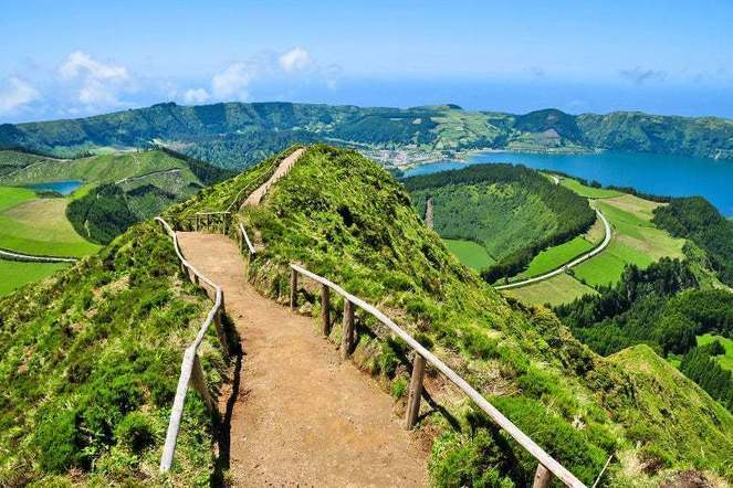 How travel hot spots like Azores are created. -