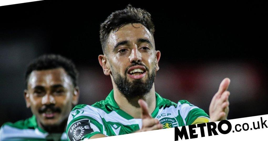 Man Utd move to complete Bruno Fernandes transfer by increasing offer to Sporting | Metro News -