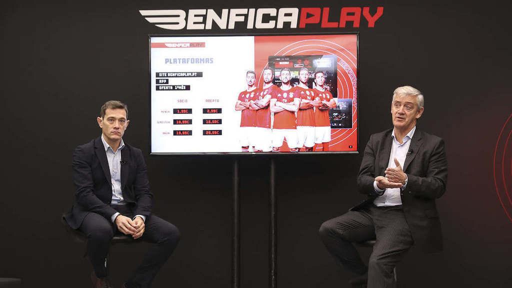Portuguese club Benfica launches SVOD platform –