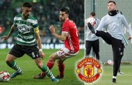 Sporting Lisbon coach insists Bruno Fernandes is NOT on brink of Manchester United move   Daily -