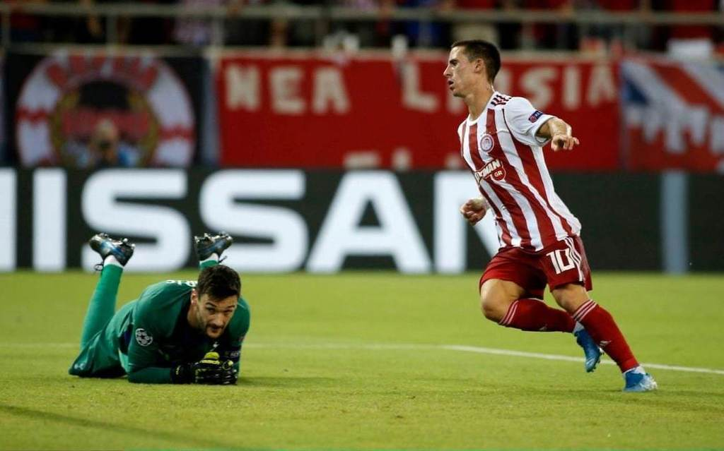 Wolves close in on £21m Olympiakos winger Portuguese Daniel Podence -