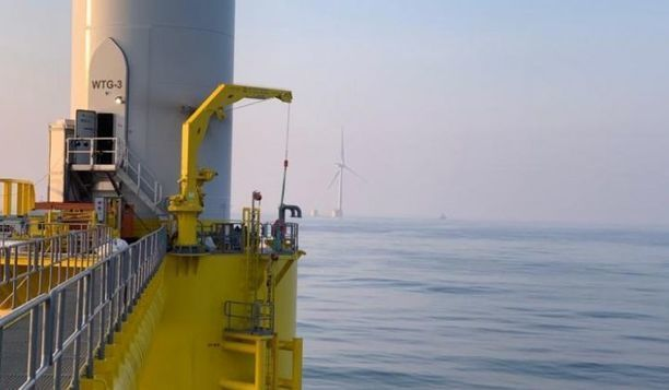 World's Largest Floating Wind Turbine Begins Generating Power Off the Coast of Portugal | Greentech Media -