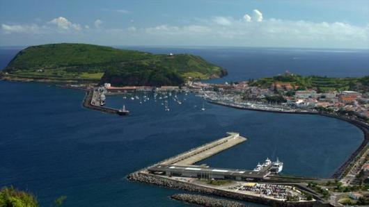BBC - Travel - A post office in the middle of the Atlantic - Peter in Faial