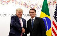 Brazil's Trump: Bolsonaro's popularity jumps as Brazil economy improves, crime drops -