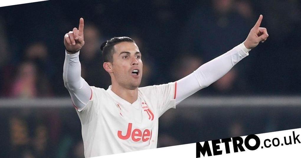 Cristiano Ronaldo makes more history with phenomenal Juventus goal-scoring feat |