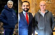 Jose Mourinho means 'war' as he shaves head – and Tottenham chief's record post trim is a cut above –