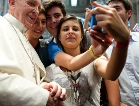 Pope to Catholics: For Lent, give up trolling -