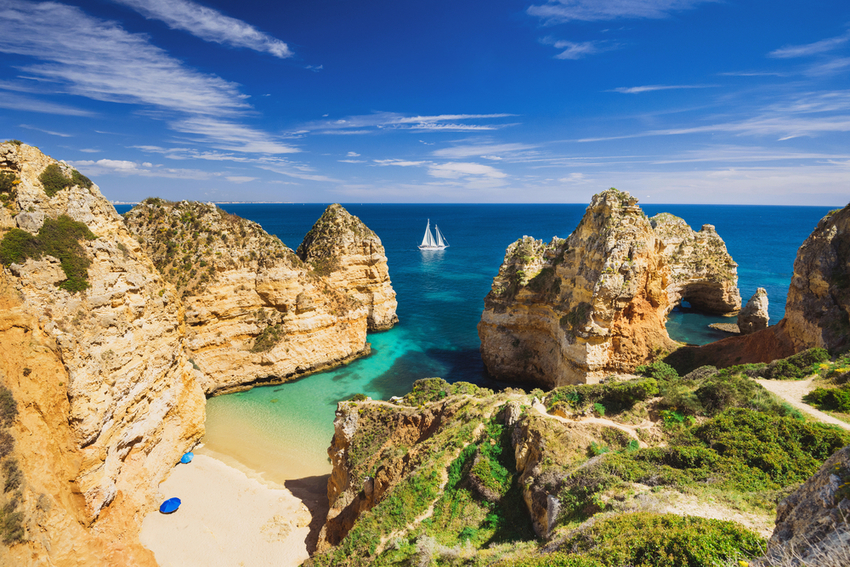 Portugal Off The Beaten Path: The Algarve and The Azores •