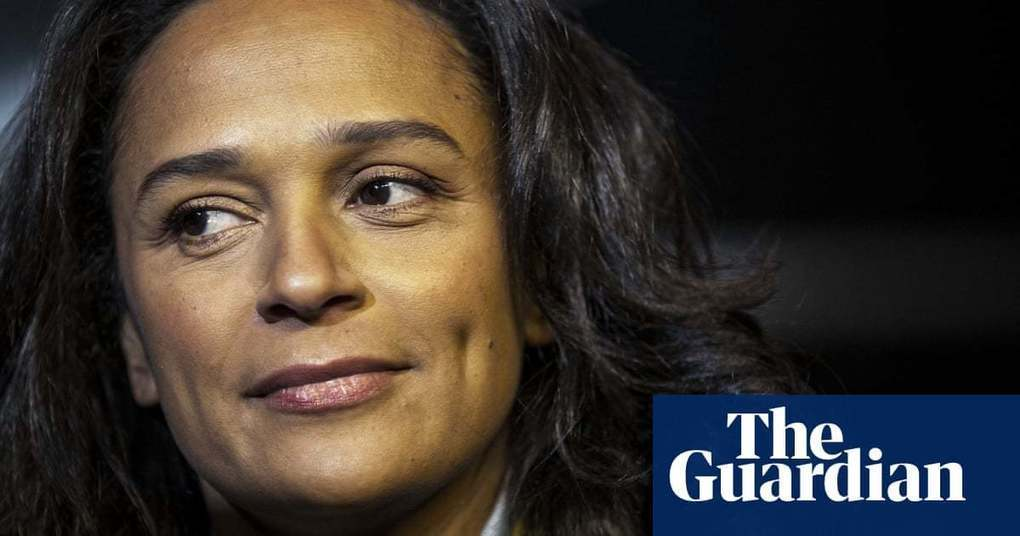 Portugal freezes bank accounts of Isabel dos Santos after Angolan request | Business | The Guardian -