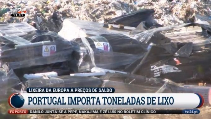 Portugal government tackles foreign trash issue amid wave of indignation –