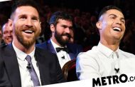 Brazil legend Pele picks between Cristiano Ronaldo & Lionel Messi for world's best player | Metro News -