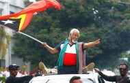 Can Independence Hero Xanana Gusmao Guide East Timor Out of Political Chaos? -