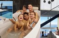 Coronavirus: Cristiano Ronaldo in quarantine in luxury Madeira villa with girlfriend | Daily -