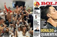Cristiano Ronaldo in quarantine in Madeira after Daniele Rugani positive coronavirus test | Daily -