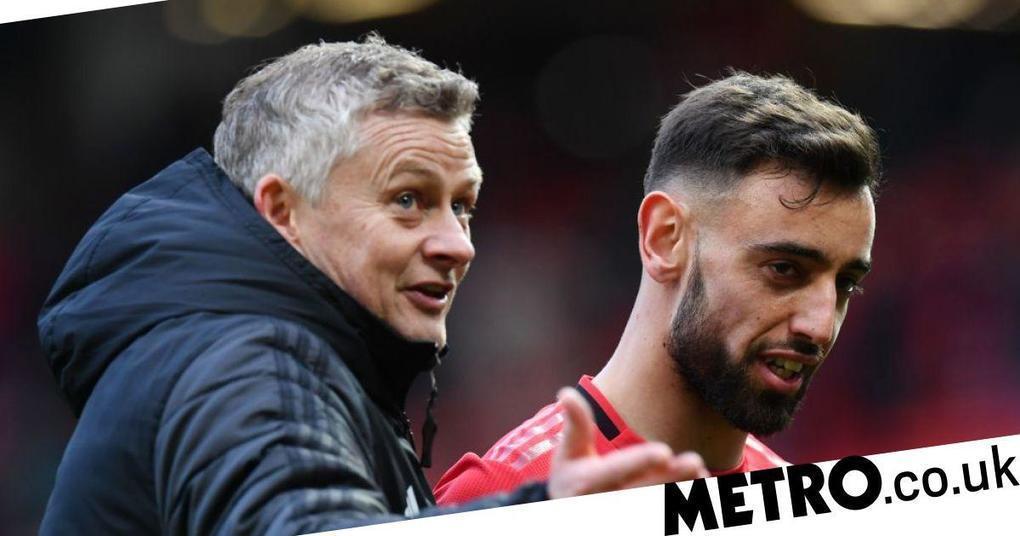 How Bruno Fernandes convinced Solskjaer to sign him for Manchester United   Metro News -
