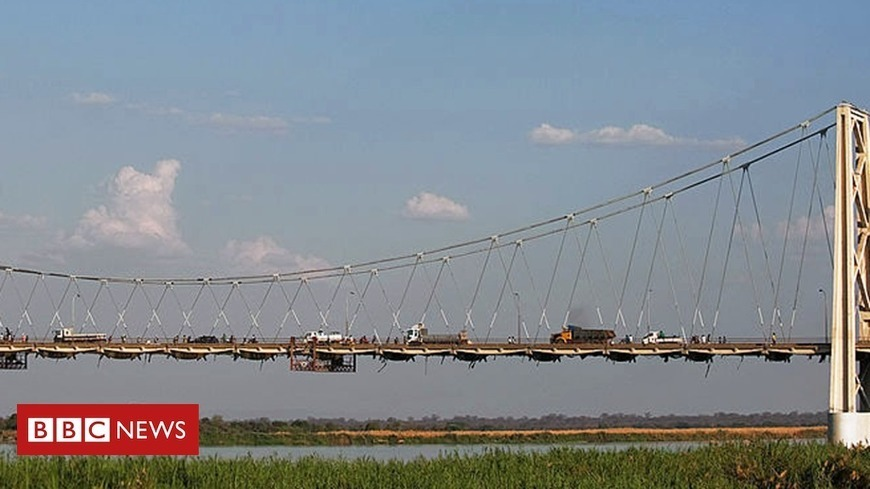 Lorry in Mozambique found with 64 dead stowaways -