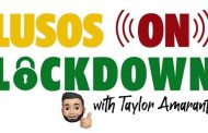 Lusos On Lockdown - Episode 2 with Taylor Amarante!