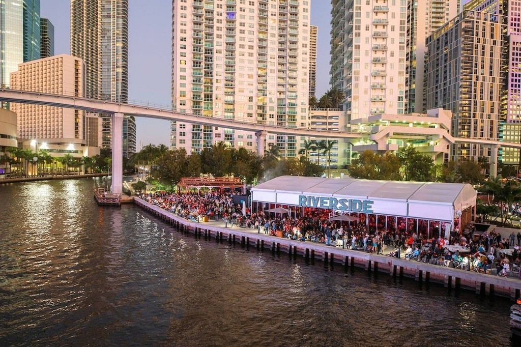 Riverside Opens in Miami's Brickell Neighborhood -
