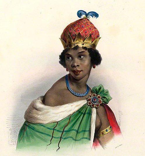 Baptized in Blood: Queen Njinga of Ndongo-Matamba |