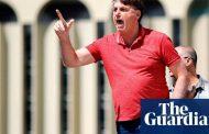 Brazilian president Jair Bolsonaro denounced for joining pro-dictatorship rally | World news | The Guardian |