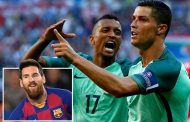 Cristiano Ronaldo the 'best player ever', beating Messi, Pele and Maradona, says ex-Man Utd star Nani –