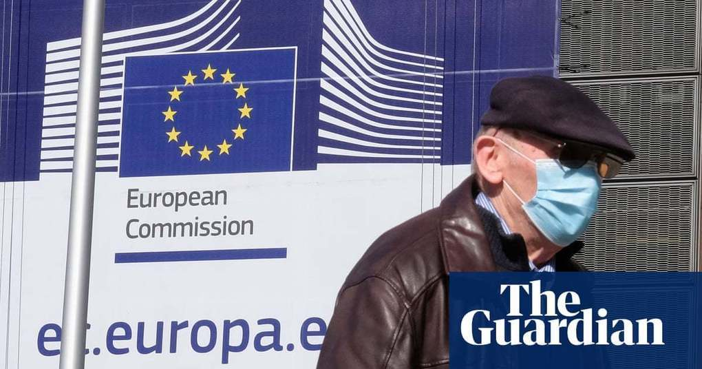"""EU strikes €500bn relief deal for countries hit hardest by pandemic -""""We either sink or swim together"""" said  Mário Centeno, the Portuguese finance minister who is president of the Eurozone group 