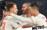 Former Arsenal star Aaron Ramsey hails 'unbelievable' Juventus teammate Cristiano Ronaldo | Metro News -