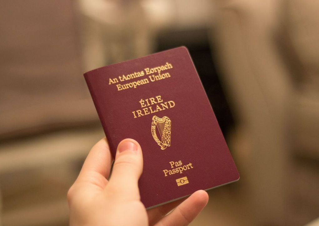 How to obtain Irish, Italian, Greek, Portuguese, or Polish citizenship -