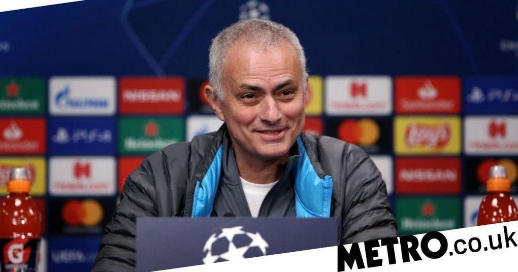 Jose Mourinho names dream XI featuring Man Utd, Chelsea & Arsenal heroes | Metro News -
