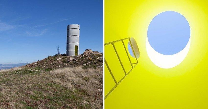 STILL urban design offers reinterpretation of rural towers across Portugal -